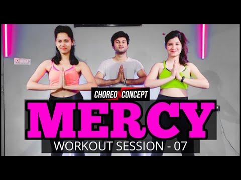 MERCY | Badshah Feat. Lauren | Online Bollywood Workout | Choreo N Concept Dance Studio