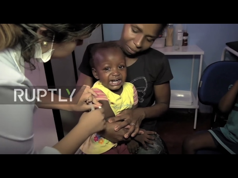 Brazil: Yellow fever vaccination campaign launched as death toll rises to 65