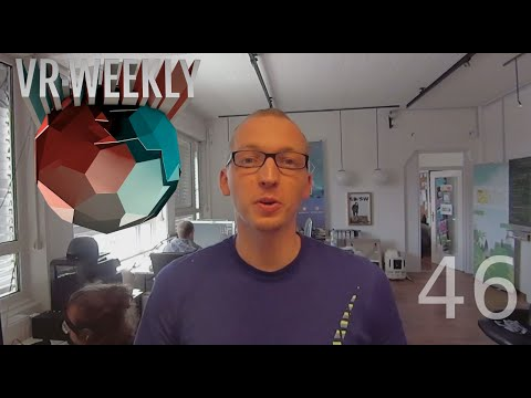 VR-Weekly | 046 | KW 26/2016 (Virtual Reality Wochenrückblick)