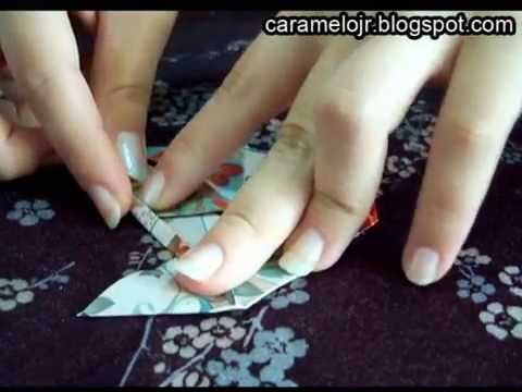 Borboleta de Origami - Caramelo Jr. TRAVEL_VIDEO