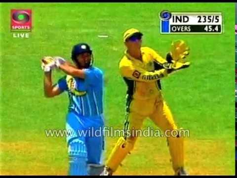 5th ODI, Australia tour of India in 2001, Goa