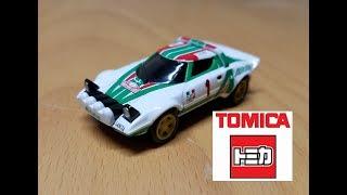 Tomica Lancia Stratos Rally HF Review