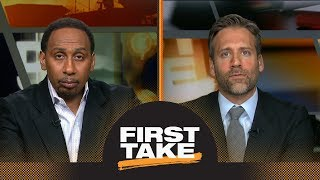 First Take reacts: NFL requires on-field personnel to stand for national anthem   First Take   ESPN
