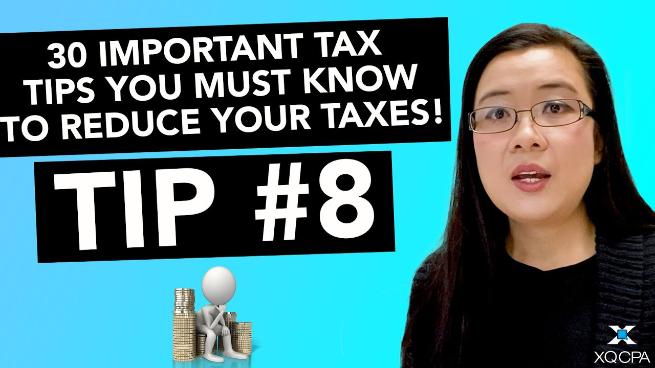30 Important Tax Tips You Must Know to Reduce Your Taxes! - # 8 Missing Business Deductions