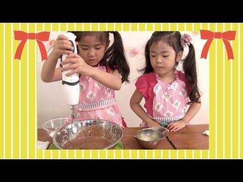 炊飯器で簡単♪チョコレートケーキ Rice cooker chocolate cake