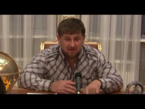 RFE/RL Interview With Chechen Leader Ramzan Kadyrov