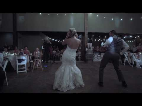 Best Father Daughter Surprise Wedding Dance 2017