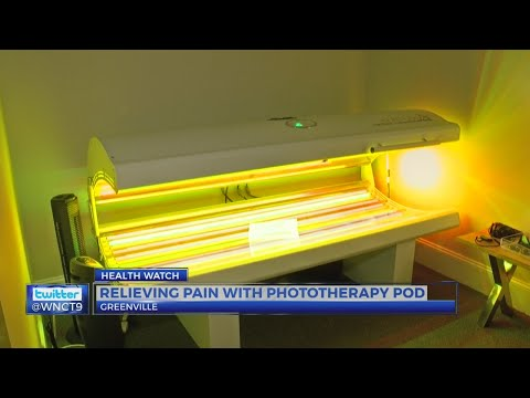 Alternative Therapy: Using Whole Body Phototherapy To Treat Pain