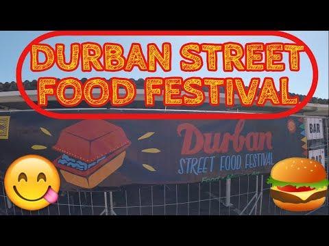DURBAN STREET FOOD FESTIVAL 2018 - J.D ADVENTURES Episode 7 S2