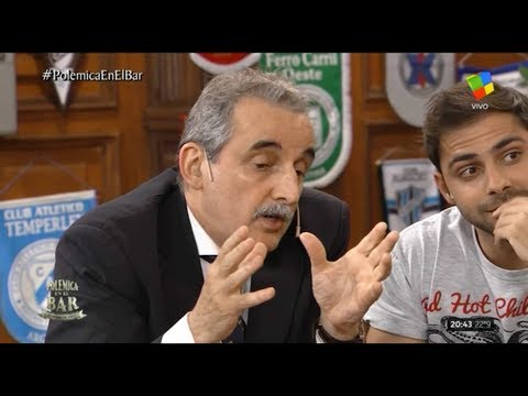Guillermo Moreno en America TV  09/11/17