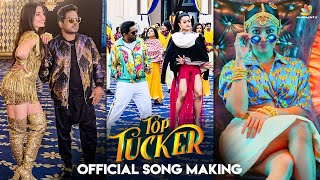 Top Tucker Song | Uchana Amit | Ft. | Badshah, Yuvan, Rashmika Mandanna | Jonita Gandhi, Making