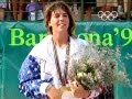 Jennifer Capriati wins Gold - Barcelona 1992 Olympics