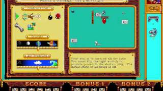 The Even More Incredible Machine Playthrough Part 1 - Starting out Easy