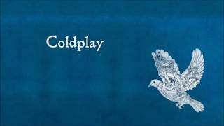 "Coldplay - O ''Fly On"" (Lyrics Video) Full Álbum Ghost Stories"