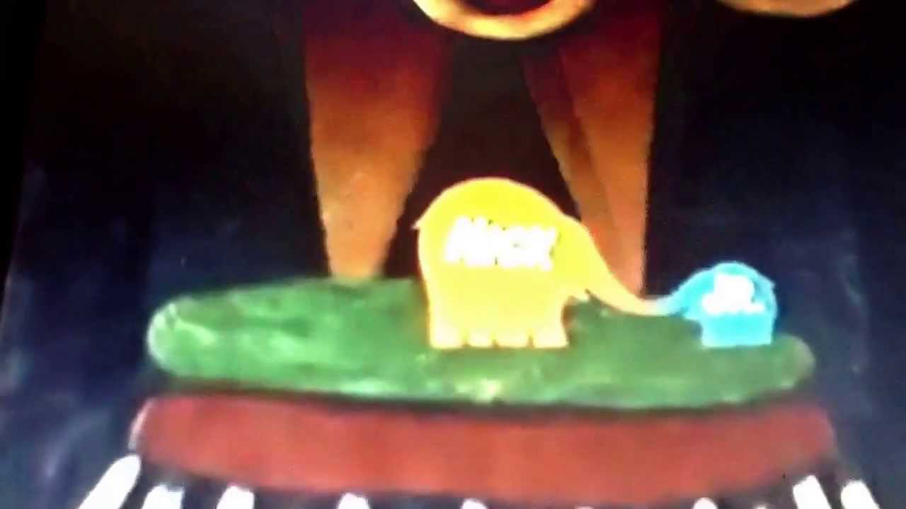 Nick Jr Bumpers : Nick jr elephant bumper youtube