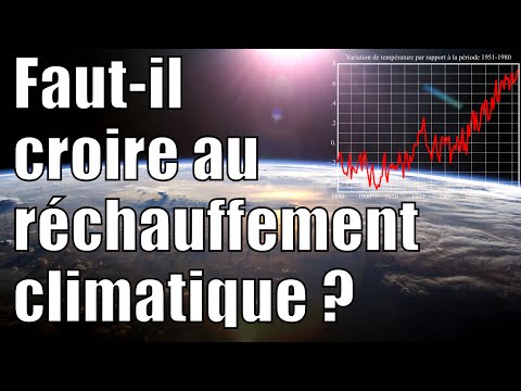 Should you believe in global warming? - Science étonnante (astonishing science) #20