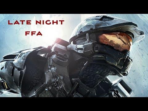 Late Night Social Arena ( Super Fiesta) Halo 5