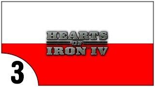 ПОЛЬША! ВОЙНА НАЧАЛАСЬ! [3] Hearts of Iron IV (День Победы 4)