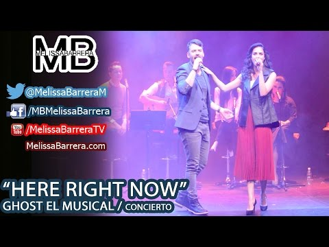 Melissa Barrera - Here Right Now (Ghost) / Ft. Vince