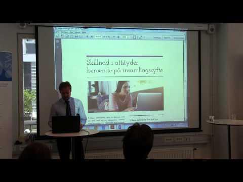 IAB Sverige - Digital integritet 2015
