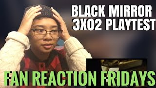 "Black mirror - season 3 episode 2: ""playtest"" reaction & review 