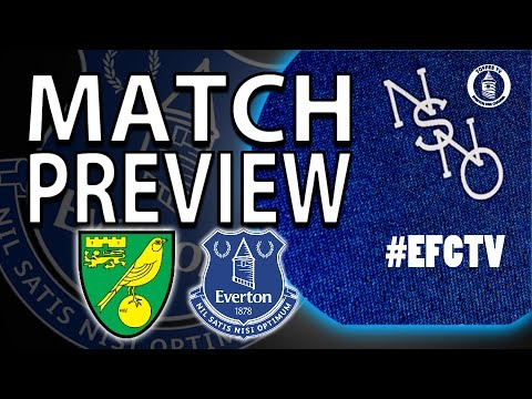 TV Stations Hate Us | Norwich City V Everton | Match Preview