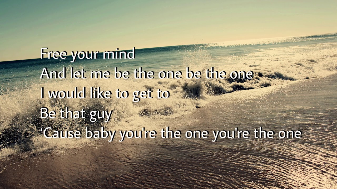 Good Vibes - Nathan Trent Lyrics