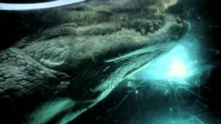 Ancient, Beastly 'Rhizadont,' Greatest River Monster of All Time