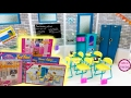 Accesorios, muebles y juguetes para muñecas Barbie Retro