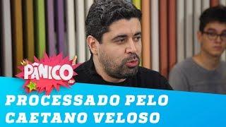 Flavio Morgenstern fala pela primeira vez sobre ter perdido processo para Caetano Veloso