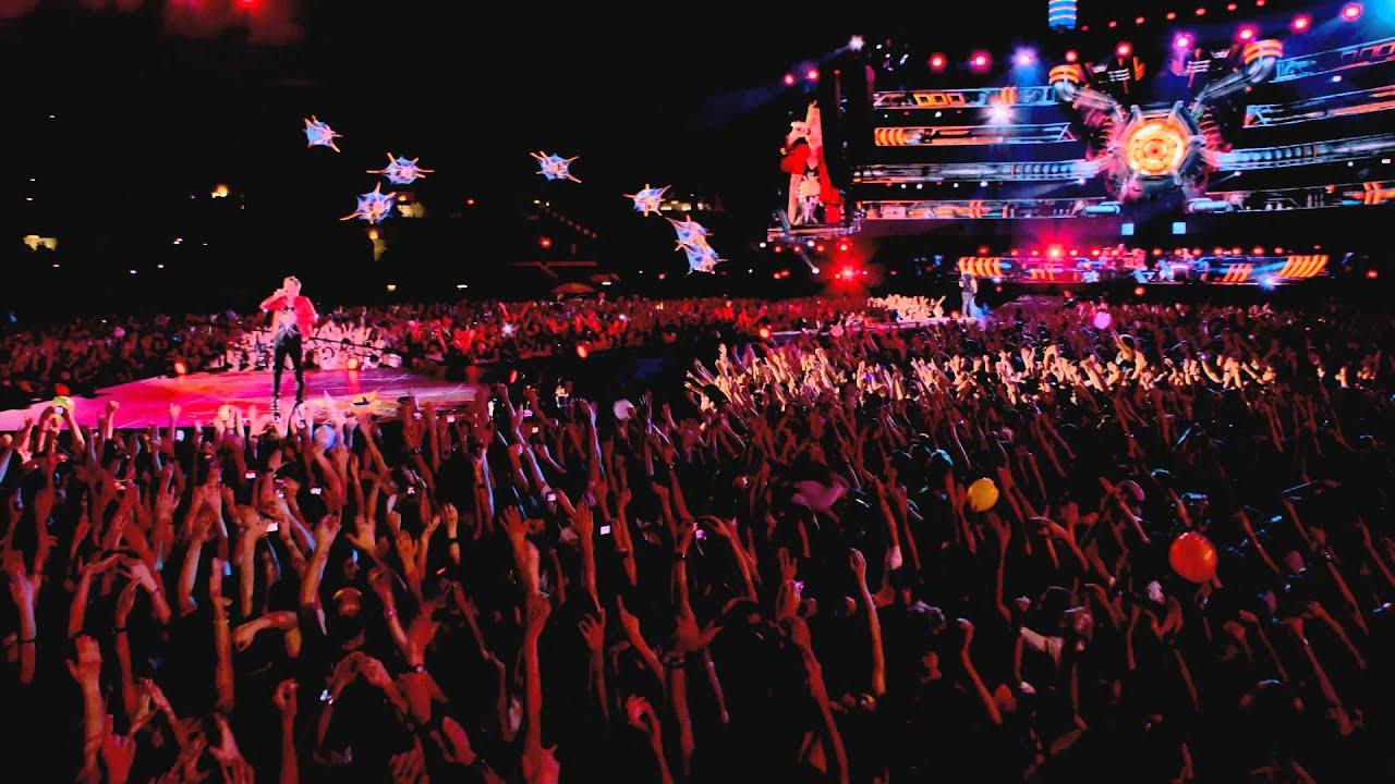 Muse — Starlight — Live At Rome Olympic Stadium