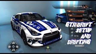 Test Drive Unlimited 2 - Drift Setup and Drifting