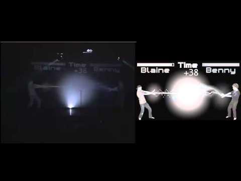 Game Fire - Quincy Senior High School New Faces 2013 - Split Video