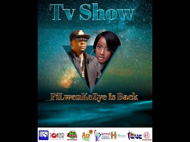 Pi lwen ke zye tv - show Samentha COLAS    MISS Univers HAITI 2018
