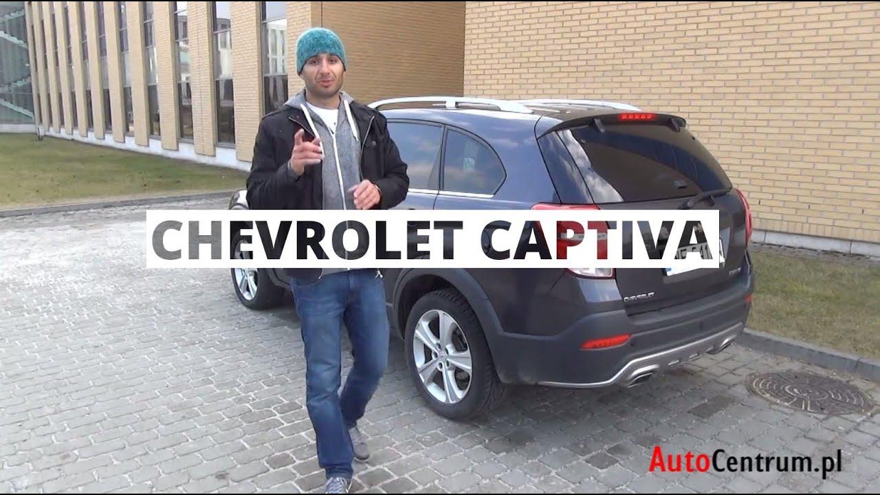 Chevrolet Captiva 2.2 D 183 KM, 2013