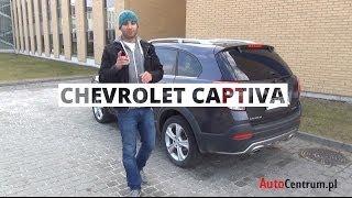 Chevrolet Captiva 2.2 D 183 KM, 2013 - test AutoCentrum.pl #044