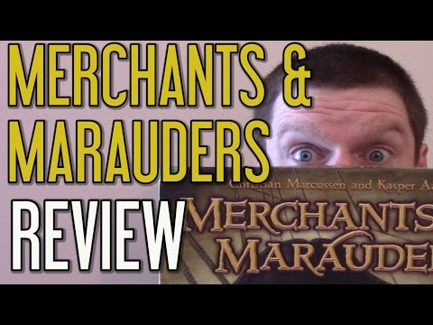 Dice Hard - Merchants and Marauders - Review