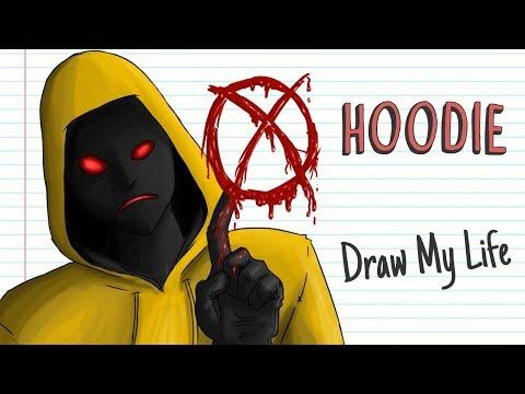HOODIE | Draw My Life | Creepypasta