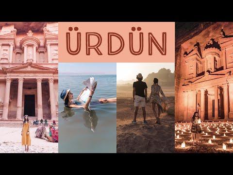 MARS'A YOLCULUK | Petra, Wadi Rum, Ölüdeniz | Film Seti gibi ÜRDÜN