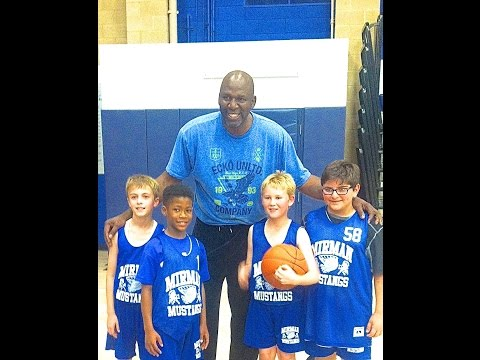 NBA STAR - Olden Polynice