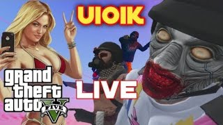 My first time... on ps4 GTA 5 Online Add me