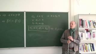 Theoretische Informatik Vorlesung Nr. 6