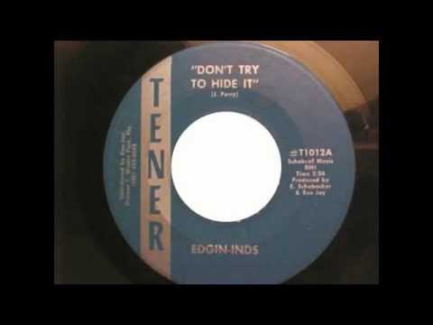 Edgin-Inds - Don't Try To Hide It