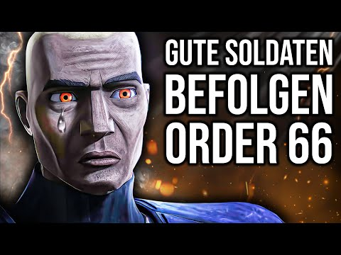 Warum Captain Rex die Order 66 ausführen wird!   212th Star Wars Wissen