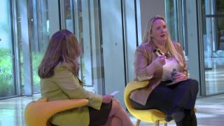 Marriott's Karin Timpone at Skift Global Forum