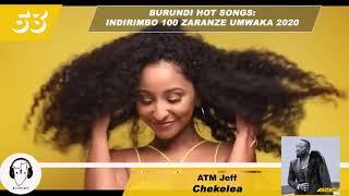 Burundi - TOP 100 Songs of 2020 / Indirimbo 100 z'abarundi zarabwe cane muri 2020
