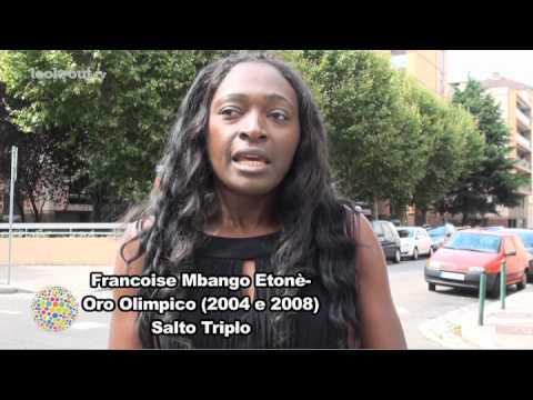 Francoise Mbango Etonè, caccia alla terza medaglia olimpica…consecutiva!
