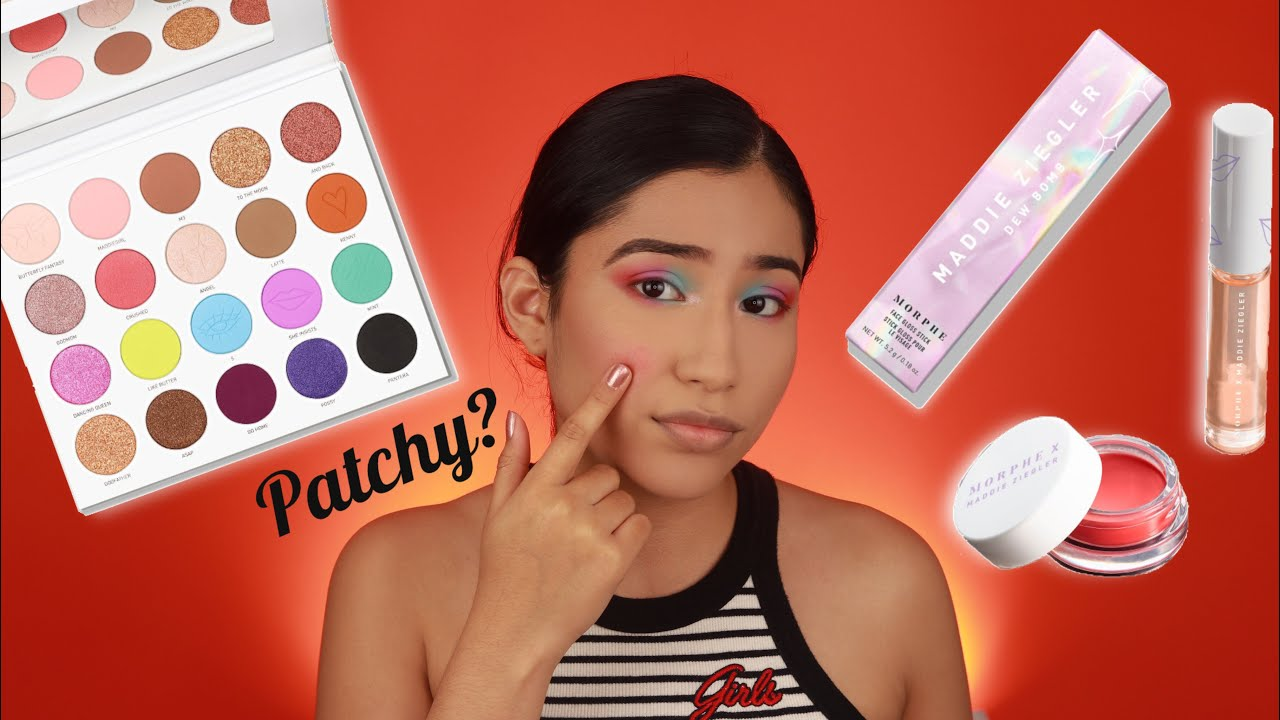 Testing Out The New Morphe X Maddie Ziegler Collection Honest Review Youtube Browse 3,252 maddie ziegler stock photos and images available, or start a new search to explore more stock. testing out the new morphe x maddie ziegler collection honest review