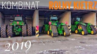 🚜Kombinat rolny kietrz🚜 2019 |MAFIADOLINY|