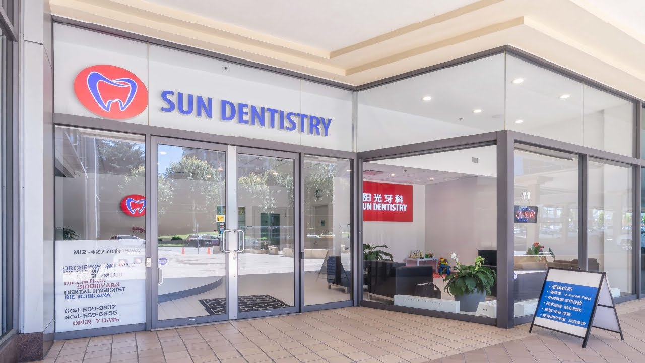 Sun Dentistry | Greater Vancouver Area | Family Dentistry | Burnaby & Richmond Dentists |